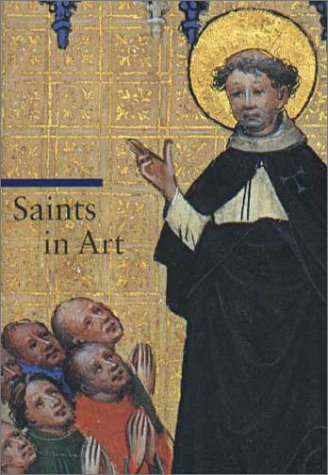 Saints In Art (Guide To Imagery Series)