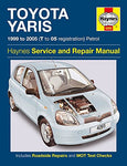 Toyota Yaris Owners Workshop Manual