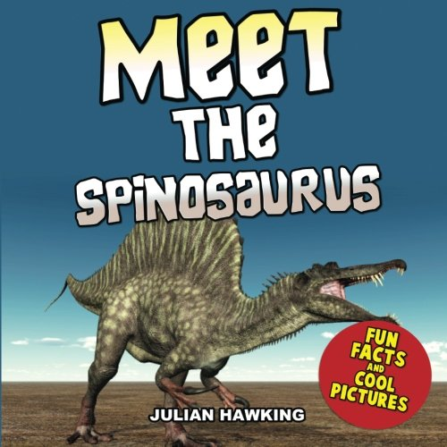 Meet The Spinosaurus: Fun Facts & Cool Pictures