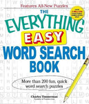 The Everything Easy Word Search Book: More Than 200 Fun, Quick Word Search Puzzles
