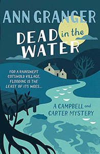 Dead In The Water (Campbell And Carter Mystery)