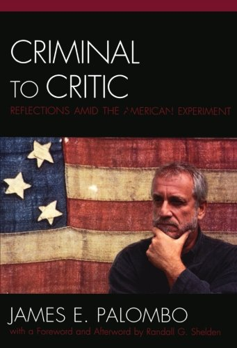 Criminal To Critic: Reflections Amid The American Experiment (Critical Perspectives On Crime And Inequality)