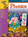 Phonics (Learn Every Day)