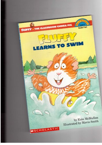 Fluffy Learns To Swim (Hello Reader Level 3)