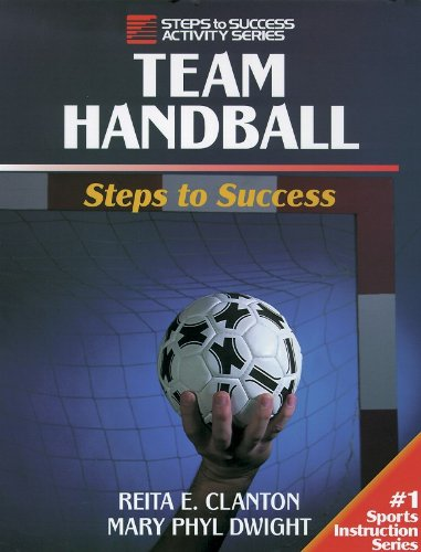 Team Handball: Steps To Success (Steps To Success Sports)
