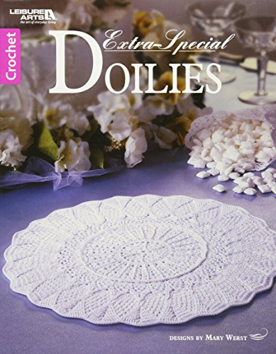 Extra-Special Doilies (Leisure Arts #3588)
