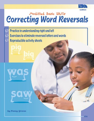 Correcting Word Reversals (Modified Basic Skills)