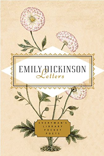 Letters: Emily Dickinson (Everyman'S Library Pocket Poets Series)