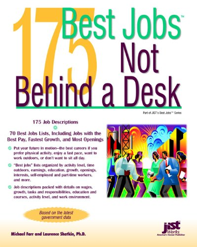 175 Best Jobs Not Behind A Desk