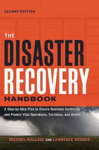 The Disaster Recovery Handbook: A Step-By-Step Plan To Ensure Business Continuity And Protect Vital Operations, Facilities, And Assets