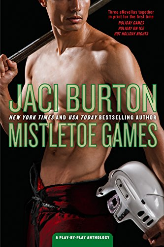 Mistletoe Games (A Play-By-Play Anthology)