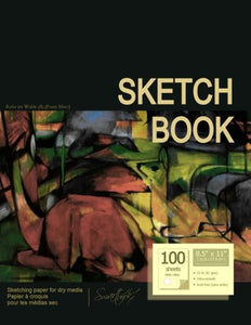 Sketchbook: Sketchpad/Drawing Book By Smart Bookx [ 100 White Sheets * 8.5 X 11 * Paperback ] (Sketchbooks & Sketch Pads)