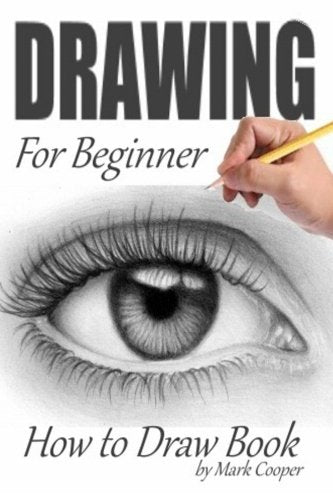 Drawing For Beginner: How To Draw Book