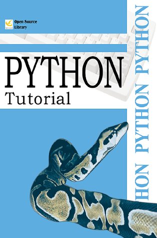 Python Tutorial (Open Source Library)