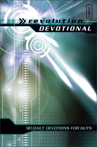 Revolution Devotional: 90 Daily Devotions For Guys (Invert)