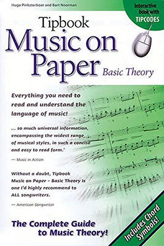Tipbook Music On Paper: The Complete Guide (Tipcodes)