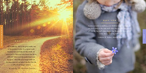 Daily Motherhood: 365 Days Of Inspiration For The Hardest Job You'Ll Ever Love