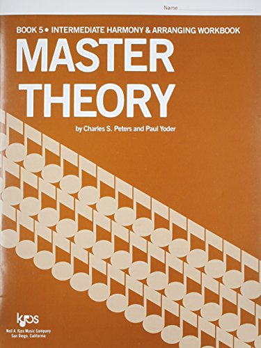 L181 - Master Theory Intermediate Harmony Book 5