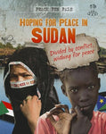 Hoping For Peace In Sudan (Peace Pen Pals (Gareth Stevens))