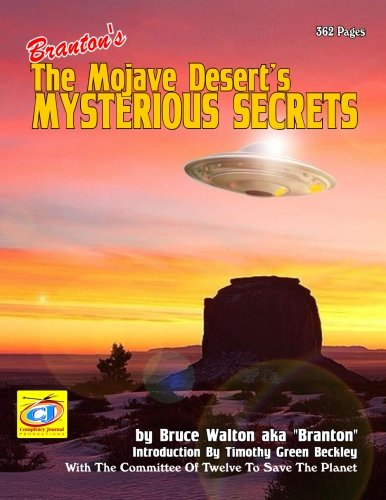 The Mojave Desert'S Mysterious Secrets