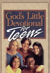 God'S Little Devotional For Teens (God'S Little Devotional Book Series)