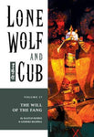 Lone Wolf And Cub, Volume 17: The Will Of The Fang