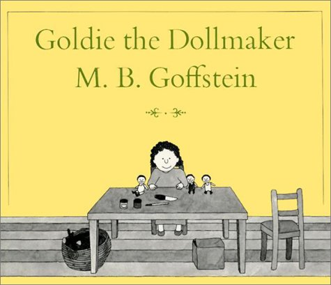 Goldie The Dollmaker