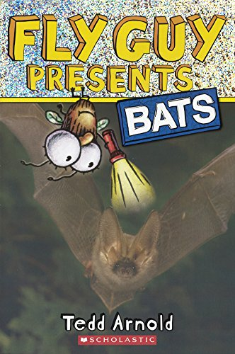 Bats (Turtleback School & Library Binding Edition) (Fly Guy Presents...)
