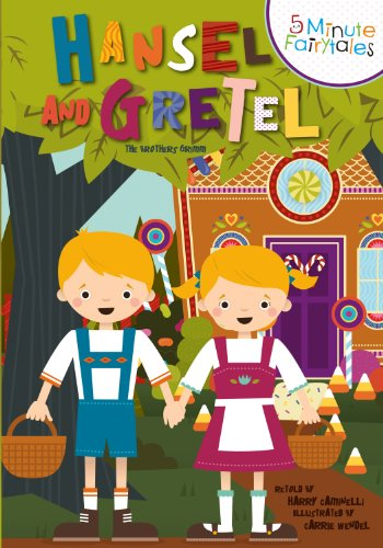 Hansel And Gretel (5 Minute Fairytales)