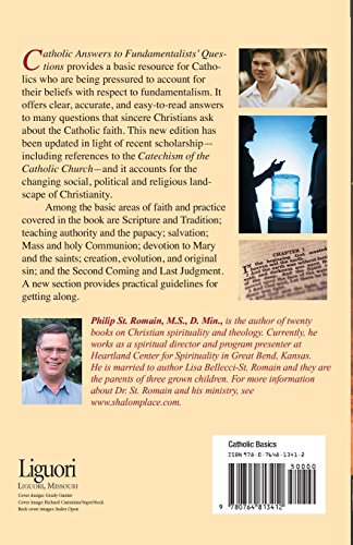 Catholic Answers To Fundamentalists' Questions: Revised, Expanded, And Referenced To The Catechism Of The Catholic Church