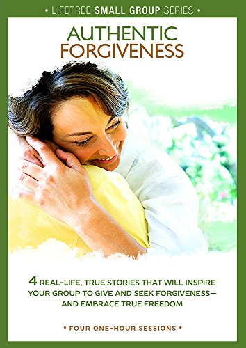 Lifetree Authentic Forgiveness: Small Group Dvd Study (Lifetree Small Group)