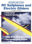 Building And Flying Rc Sailplanes And Electric Gliders (Rc Performance)