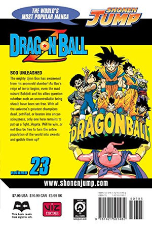 Dragon Ball Z, Vol. 23: Yami No Matsuei