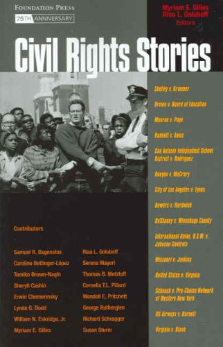 Civil Rights Stories (Law Stories)