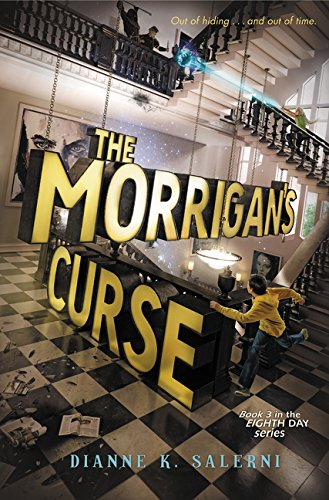 The Morrigan'S Curse (Eighth Day)