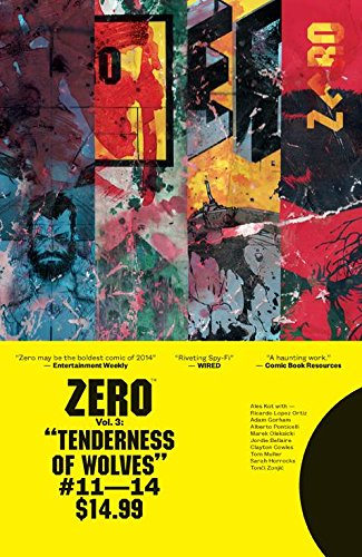 Zero Volume 3: The Tenderness Of Wolves (Zero Tp)