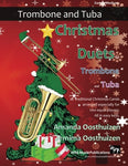 Christmas Duets For Trombone And Tuba: 22 Traditional Christmas Carols Arranged Especially For Two Equal Players Of Intermediate Standard.