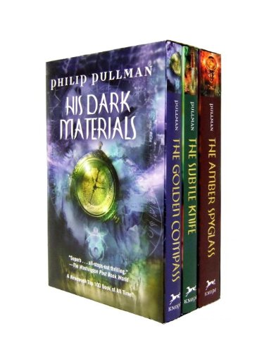 His Dark Materials Trade Paper Boxed Set: The Golden Compass, The Subtle Knife, The Amber Spyglass (His Dark Materials , No. 1- 3)