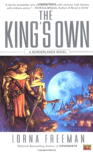 The King'S Own: A Borderlands Novel