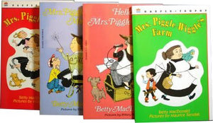 Mrs. Piggle-Wiggle Boxed Set