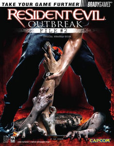 Resident Evil: Outbreak 2 Official Strategy Guide