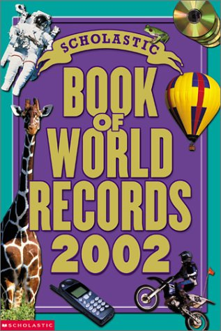 Scholastic Book Of World Records 2002