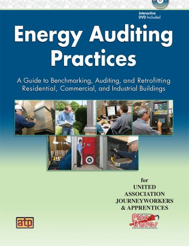 Energy Auditing Practices: A Guide To Benchmarking, Auditing, And Retrofitting Residential, Commercial, And Industrial Buildings