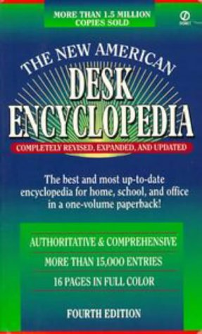 The New American Desk Encyclopedia: Fourth Revised Edition