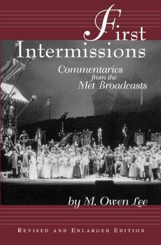 First Intermissions Softcover