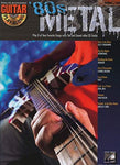 '80S Metal: Guitar Play-Along Volume 39