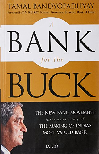 A Bank For The Buck/The Story Of Hdfc Bank