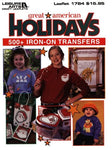 Great American Holidays 500+ Iron-On Transfers