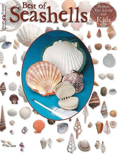 Best Book Of Seashells: Projects For Adults & Kids