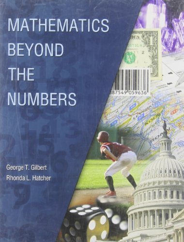 Mathematics Beyond The Numbers